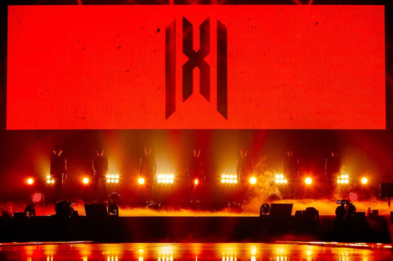 MONSTA X ワールドツアー日本で閉幕。新曲「X-Phenomenon」を初パフォーマンス!