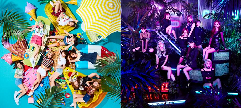 TWICE 、JAPAN 2nd ALBUM『&TWICE』11月20日リリース決定!!