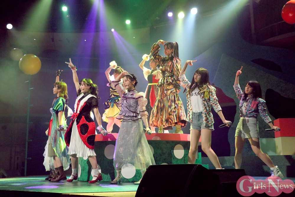 AKB48 Team 8 単独舞台「Bee School」ゲネプロ
