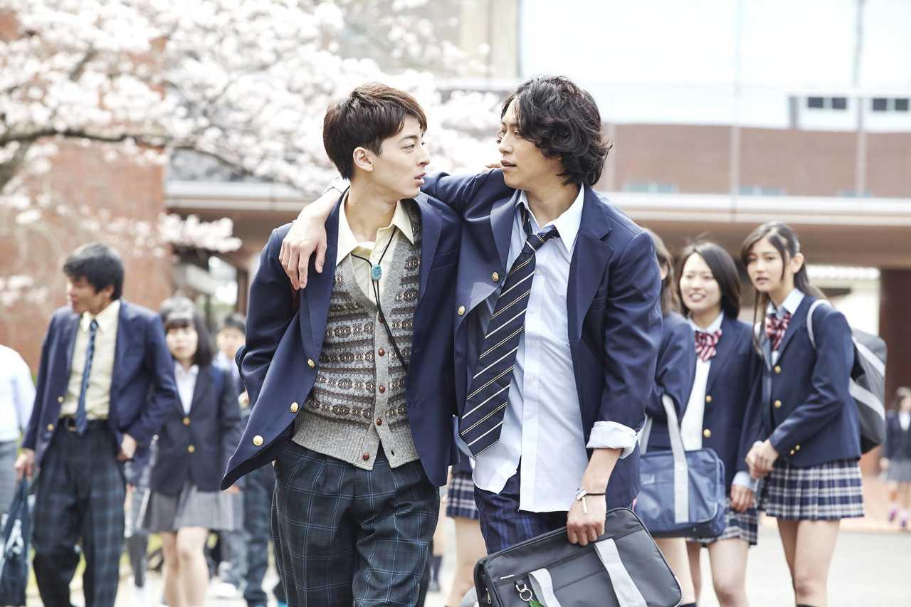 映画「超・少年探偵団NEO-Beginning-」高杉真宙、佐野岳、お宝2ショットの撮影現場映像解禁!