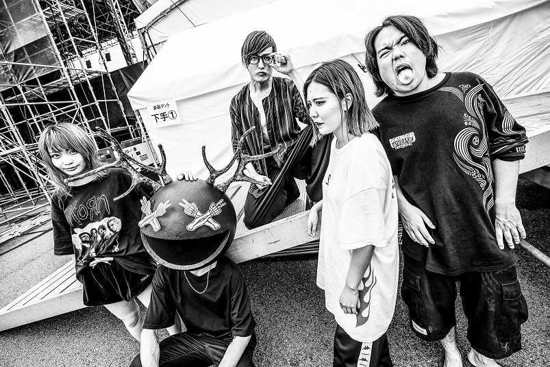 「コロナナモレモモ」(マキシマム ザ ホルモン2号店)デビューシングル、オリコン週間ランキング4位を記録!
