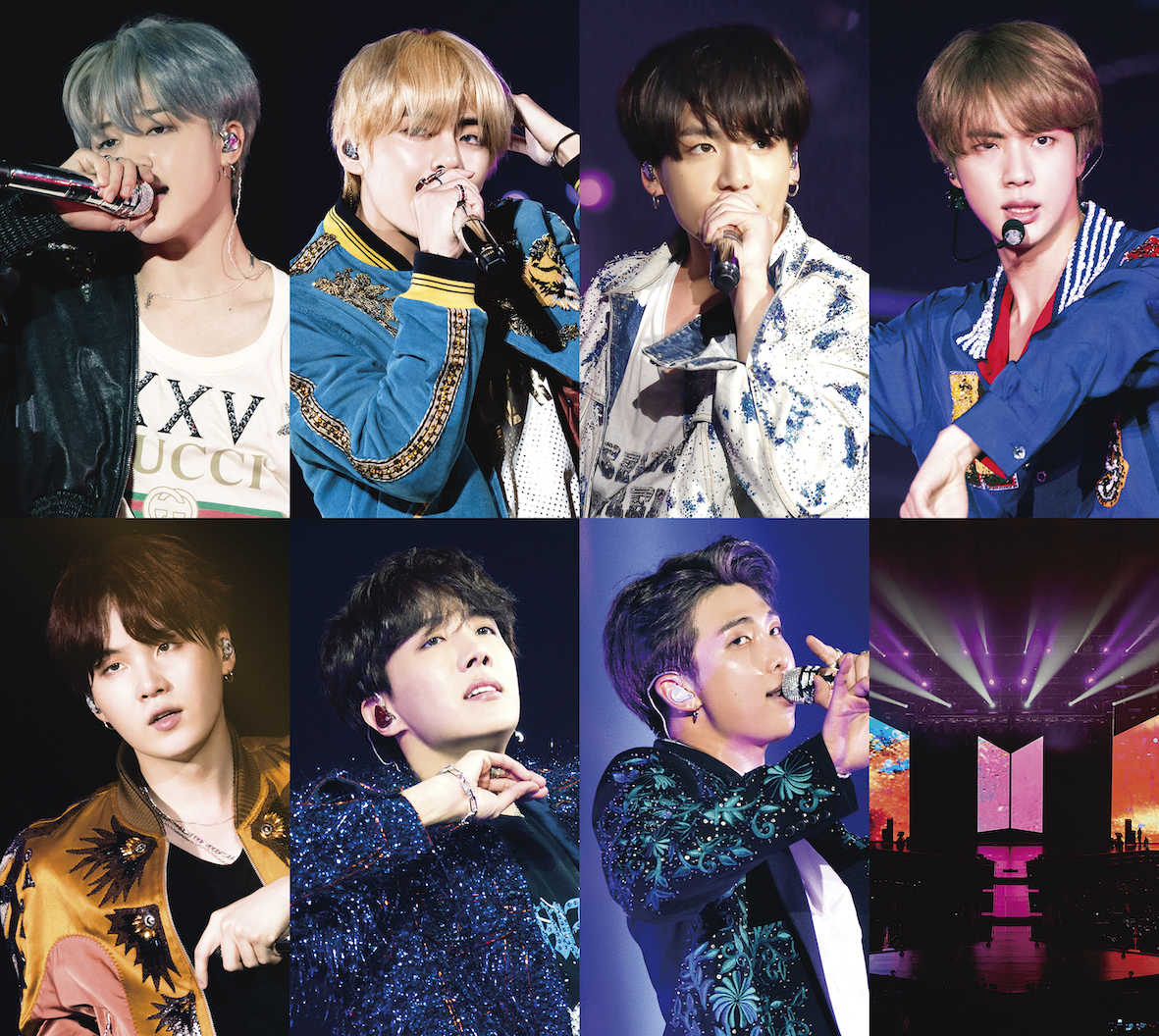 「BTS WORLD TOUR 'LOVE YOURSELF' ~JAPAN EDITION~」ついに発売!