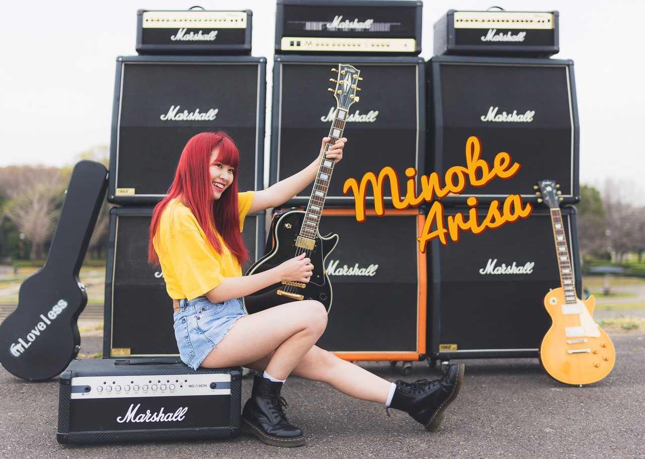 ミナミホイール2019、可憐さと実力を兼ね備えた注目のギター女子3組