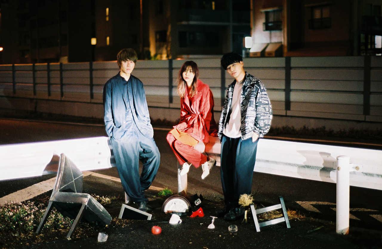 クアイフ、3rdシングル「光福論」ジャケットビジュアル&Music Videoを解禁!