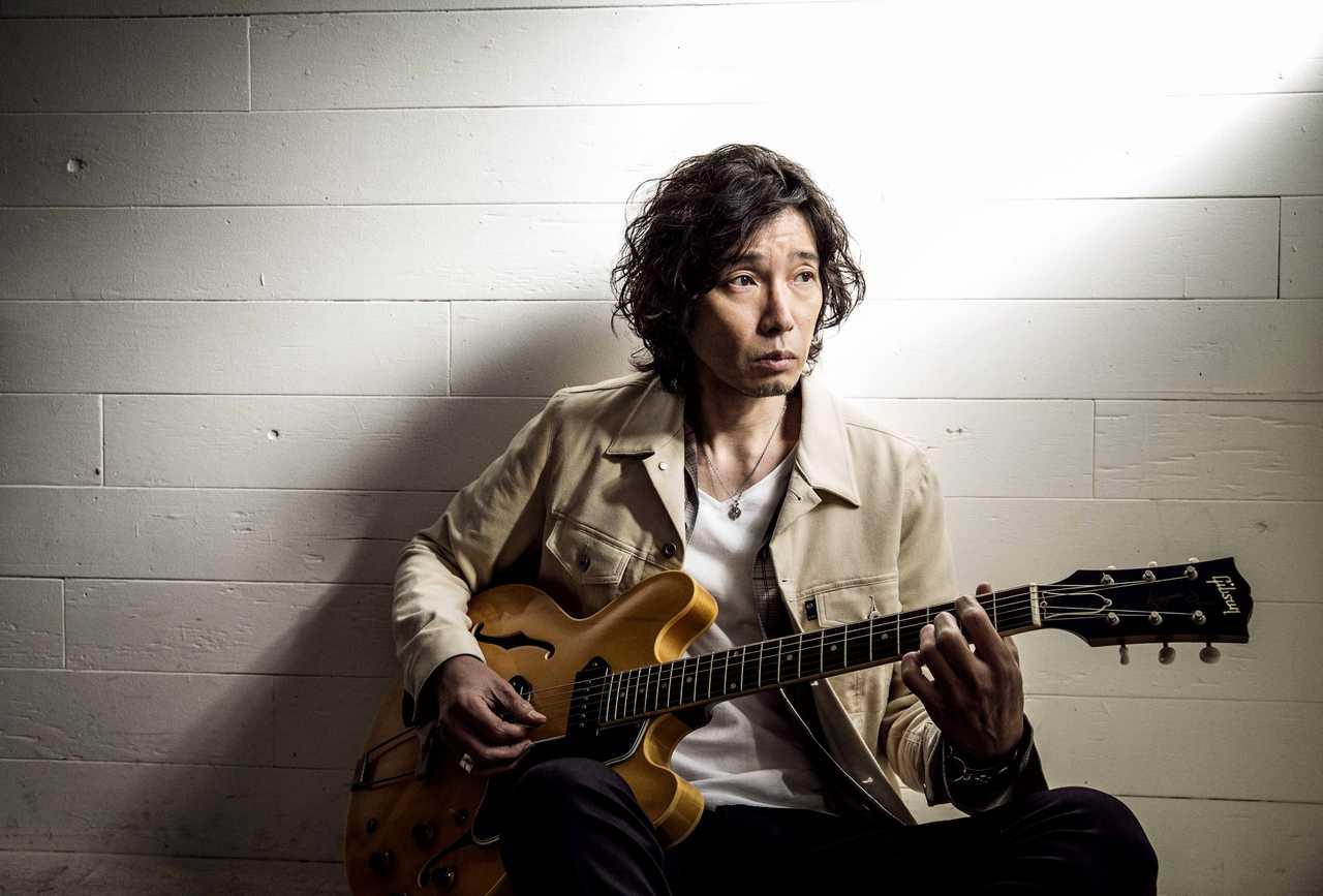 斉藤和義、ギター弾き語りライブ「Time in the Garage」の 東京公演を11/20にリリース