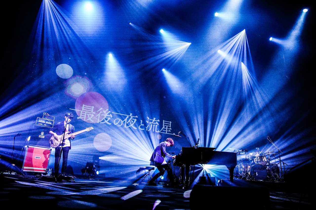 WEAVERがデビュー10周年に地元神戸で凱旋ライブ