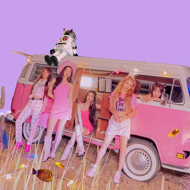 韓国ガールズグループ「Red Velvet」待望の日本アリーナツアー開催決定!