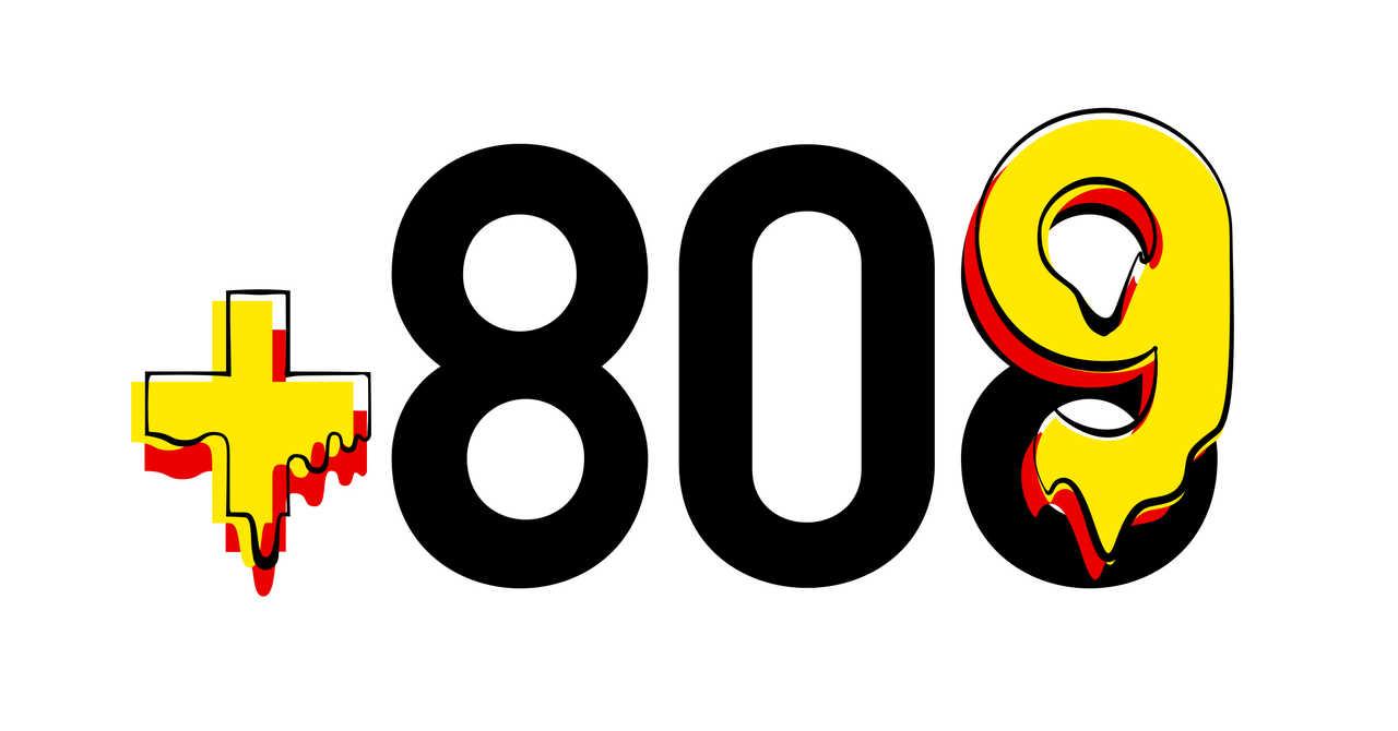 """新レーベル""""+809"""""""