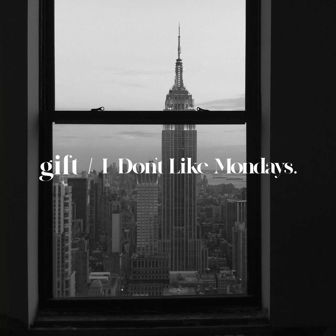 配信楽曲「gift」