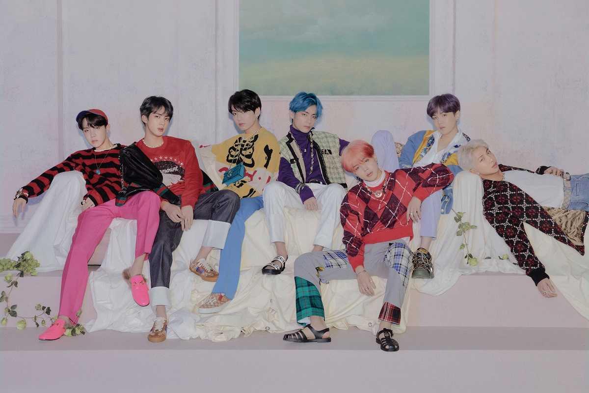 BTS、8日に「Make It Right」 のアコースティック・リミックス公開!