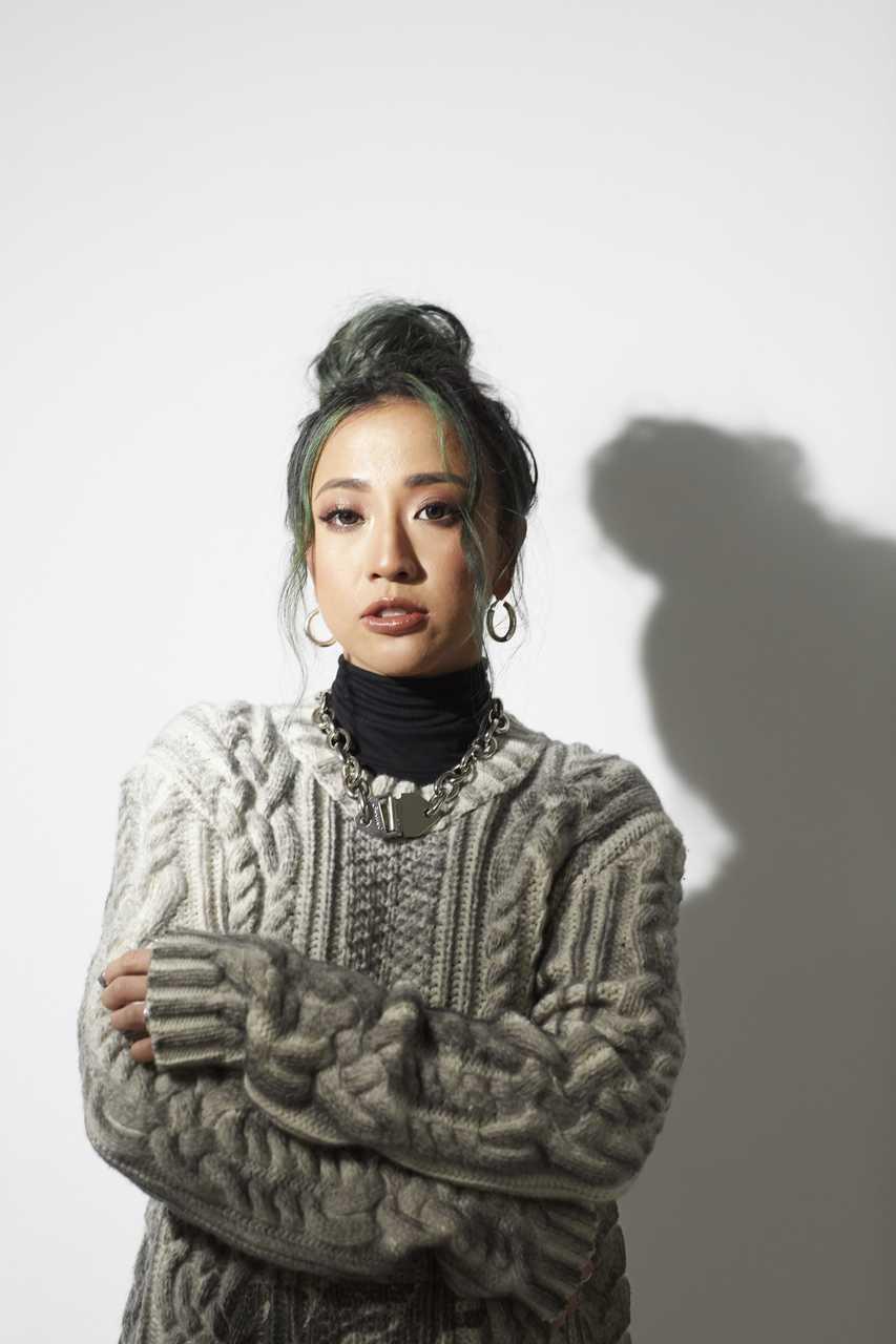 JASMINE 豪華プロデューサー、HIP HOPアーティストを迎え「JASMINE2.0」リリース