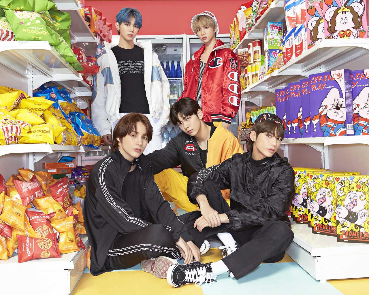TOMORROW X TOGETHER、2020年1/15に日本デビューシングル『MAGIC HOUR』の発売が決定