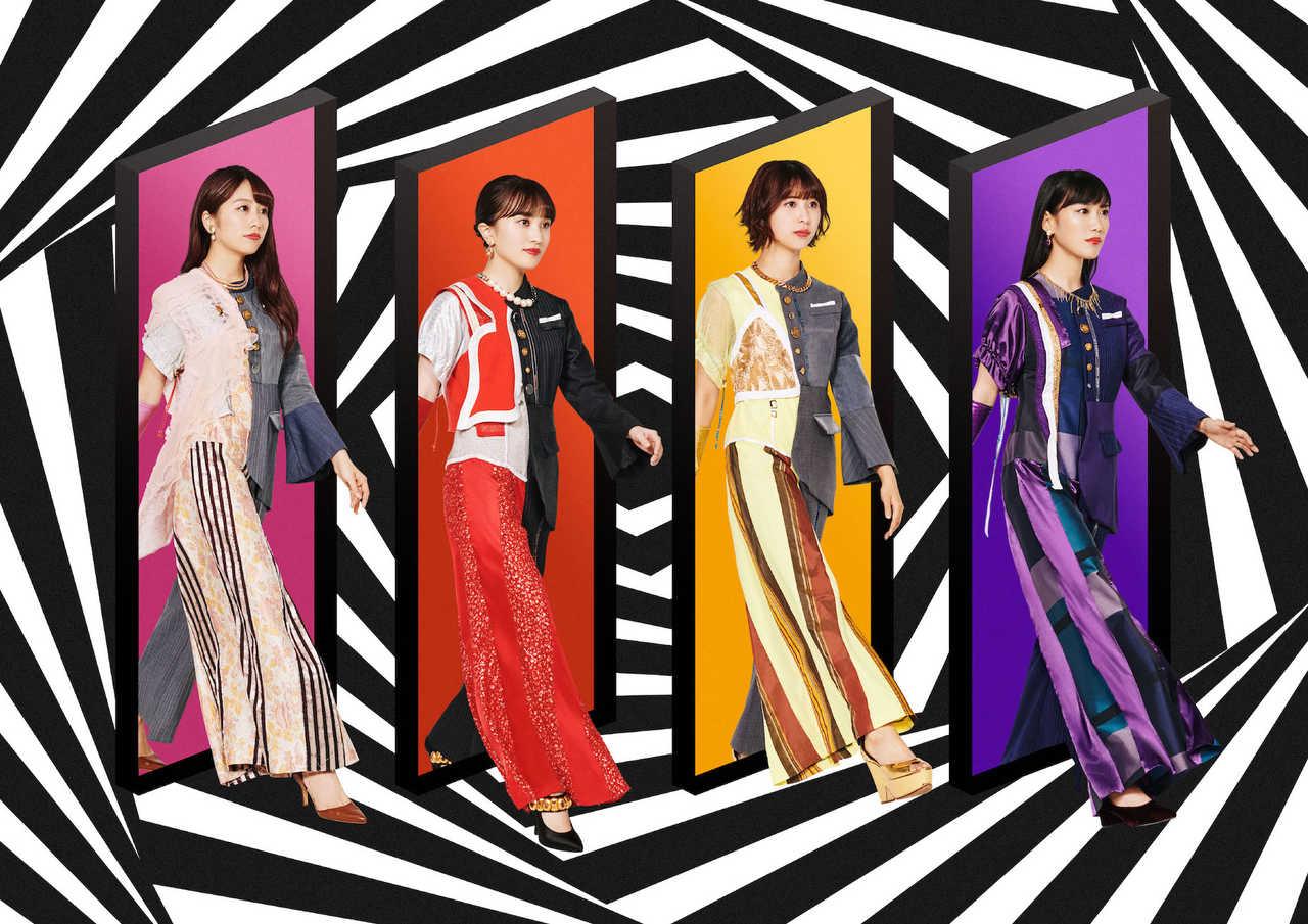 ももクロ、キネマ倶楽部公演 BD / DVD&アナログ盤のジャケット写真、特典情報公開!