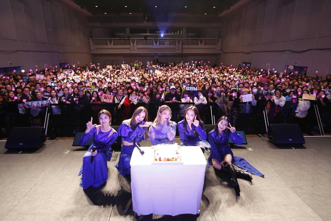 EXID 2020年2月に日本ツアーを発表!新曲のMVも解禁に!