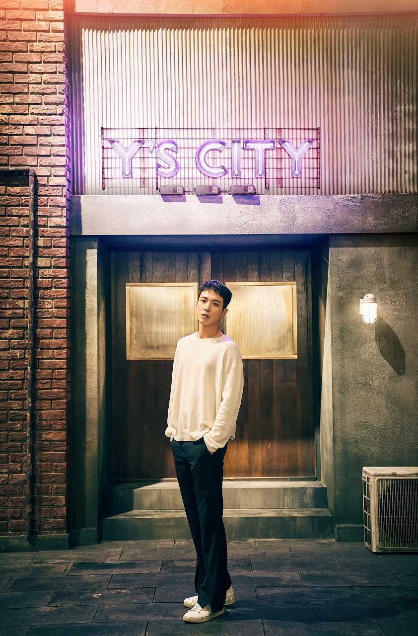 ジョン・ヨンファ、待望のJapan 3rd Album「FEEL THE Y'S CITY」が2/26に発売決定!