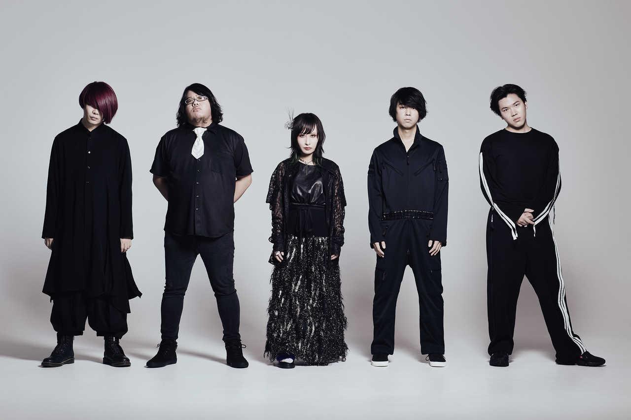 嘘とカメレオン1st シングル「モノノケ・イン・ザ・フィクション」2020年1月15日リリース