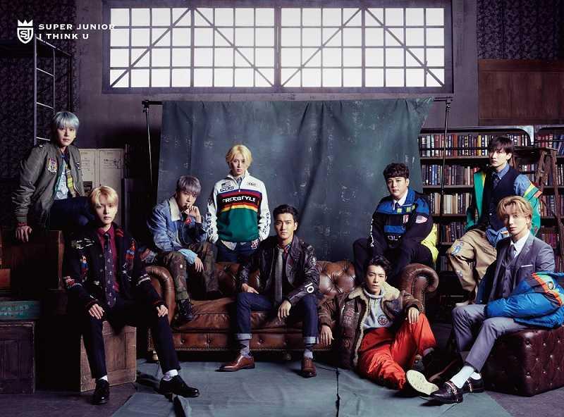 SUPER JUNIOR、2020年1/29発売アルバムの全貌解禁!新ビジュアルも公開!