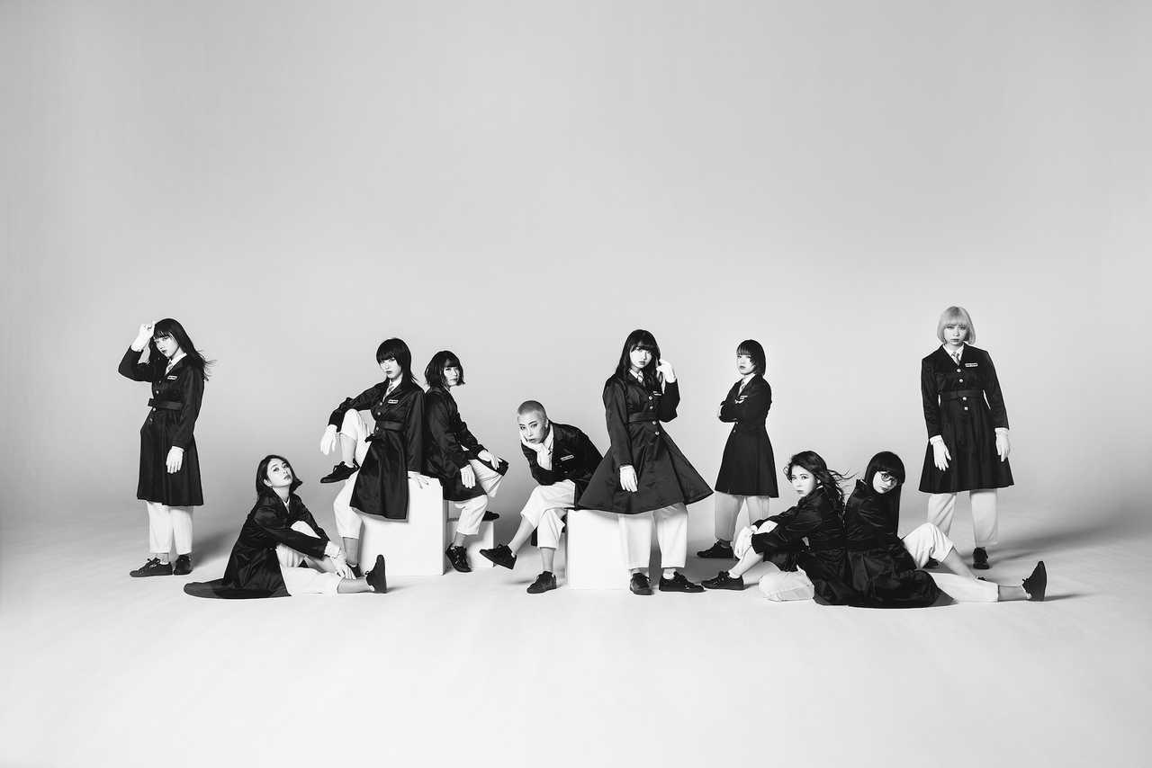 GANG PARADE、配信限定シングル「涙のステージ/FiX YOUR TEETH」発売決定!新ビジュアル&ジャケ写も公開!