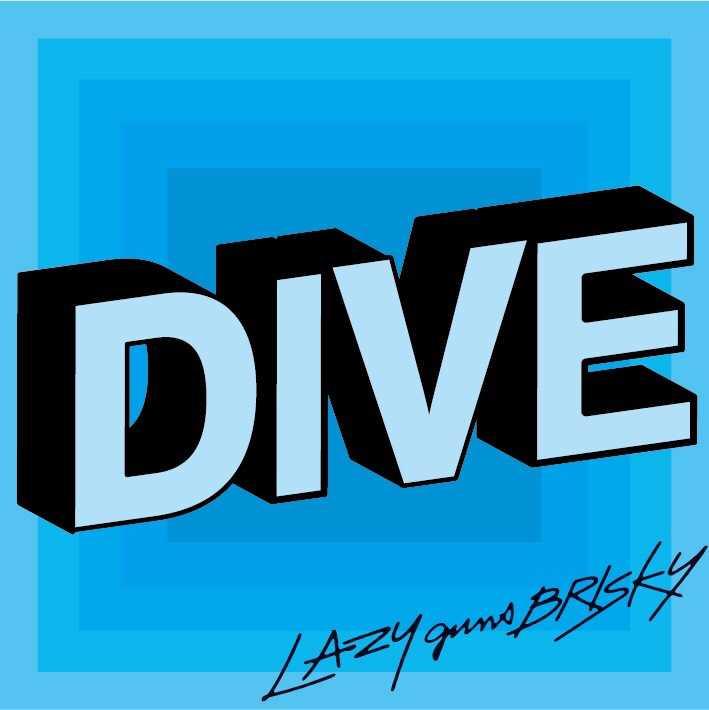 3ヶ月連続デジタルリリース第1弾「DIVE」