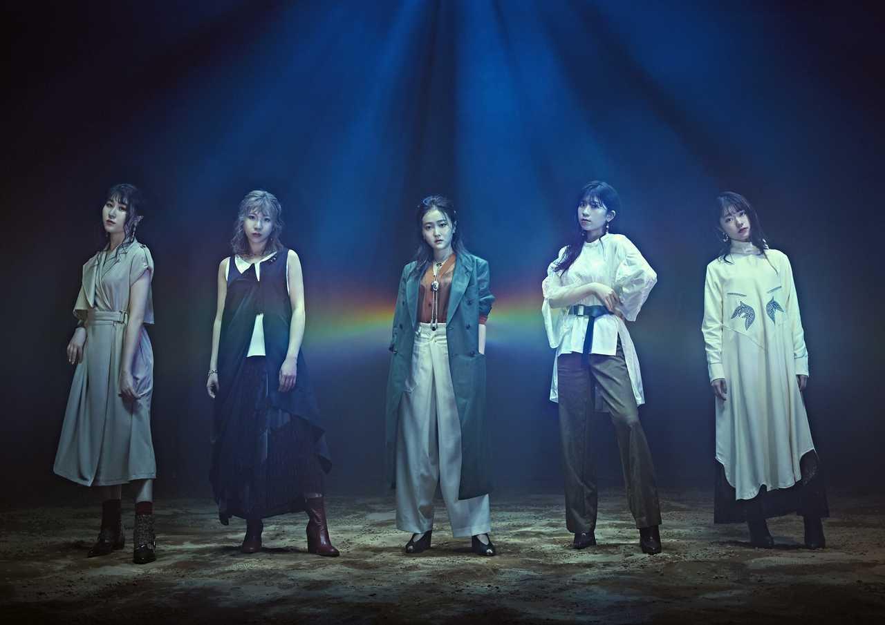 リトグリ、2/12リリース5th Album「BRIGHT NEW WORLD」アートワーク・詳細解禁