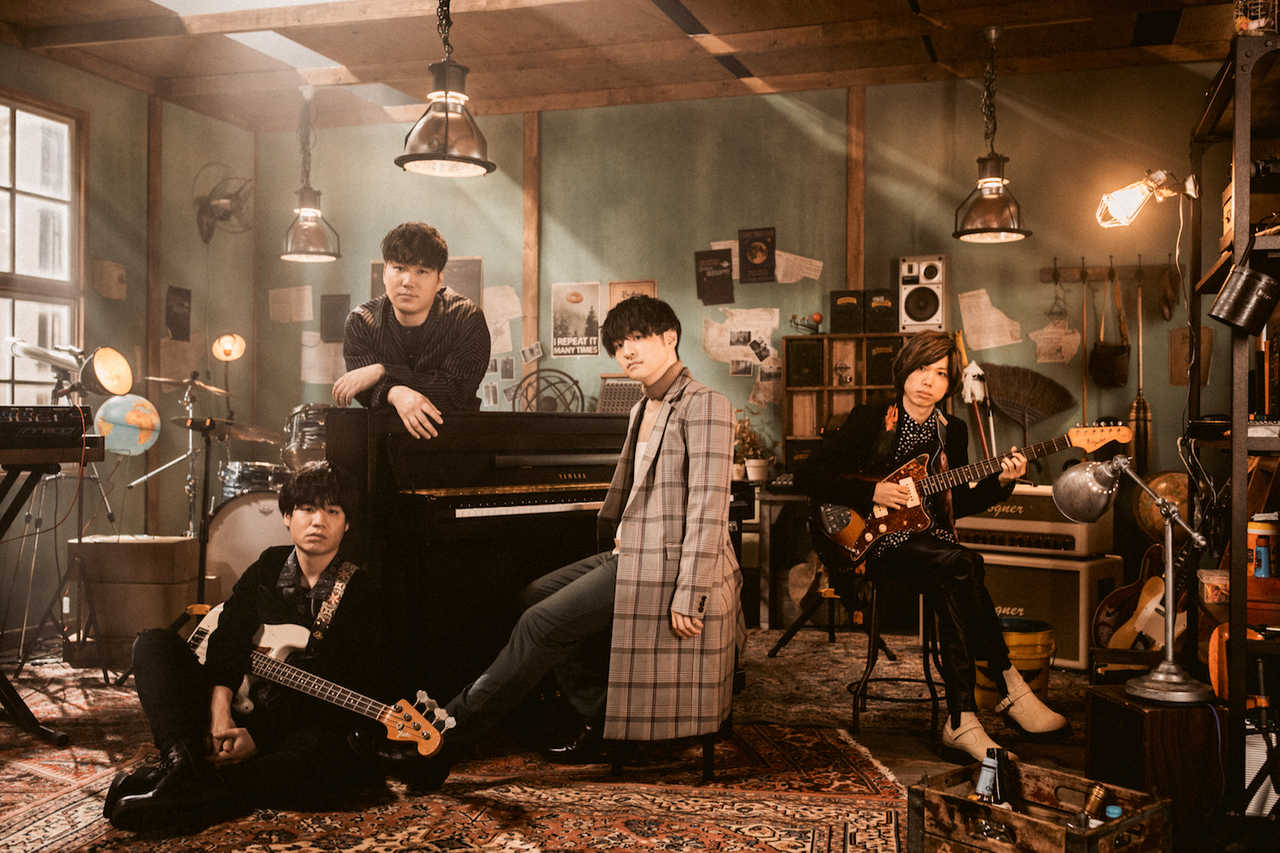 Official髭男dism、2月12日リリース新曲「I LOVE…」のミュージックビデオ解禁!