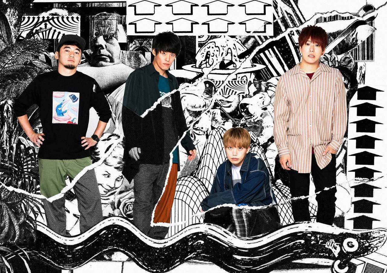04 Limited Sazabys主催<YON FES 2020> 第1弾出演アーティストを発表!