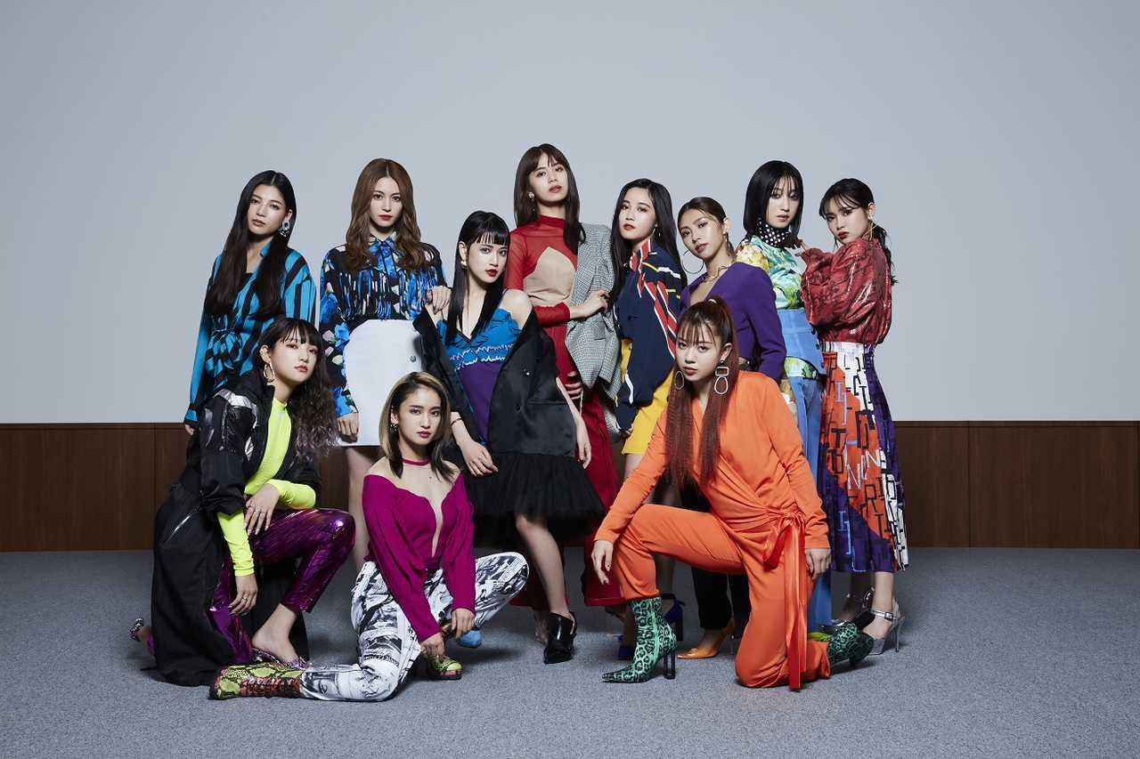 E-girls 3ヶ月連続配信 第3弾「別世界」 配信スタート!