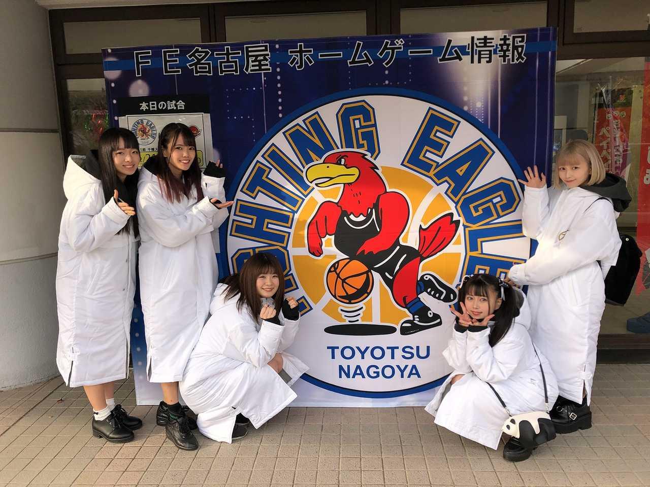 手羽先センセーション、プロバスケチーム「ファイティングイーグルス名古屋 」ホームゲームにゲスト出演決定!