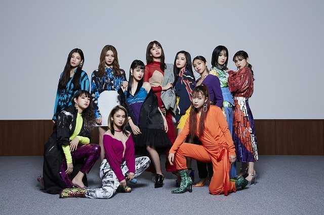 E-girls 1/29発売 Newシングル「別世界」MV公開!