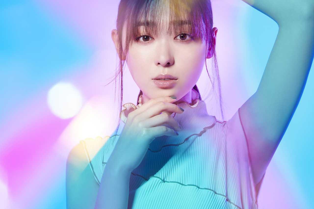 福原 遥、2ndシングル「透明クリア」のリリースが決定!