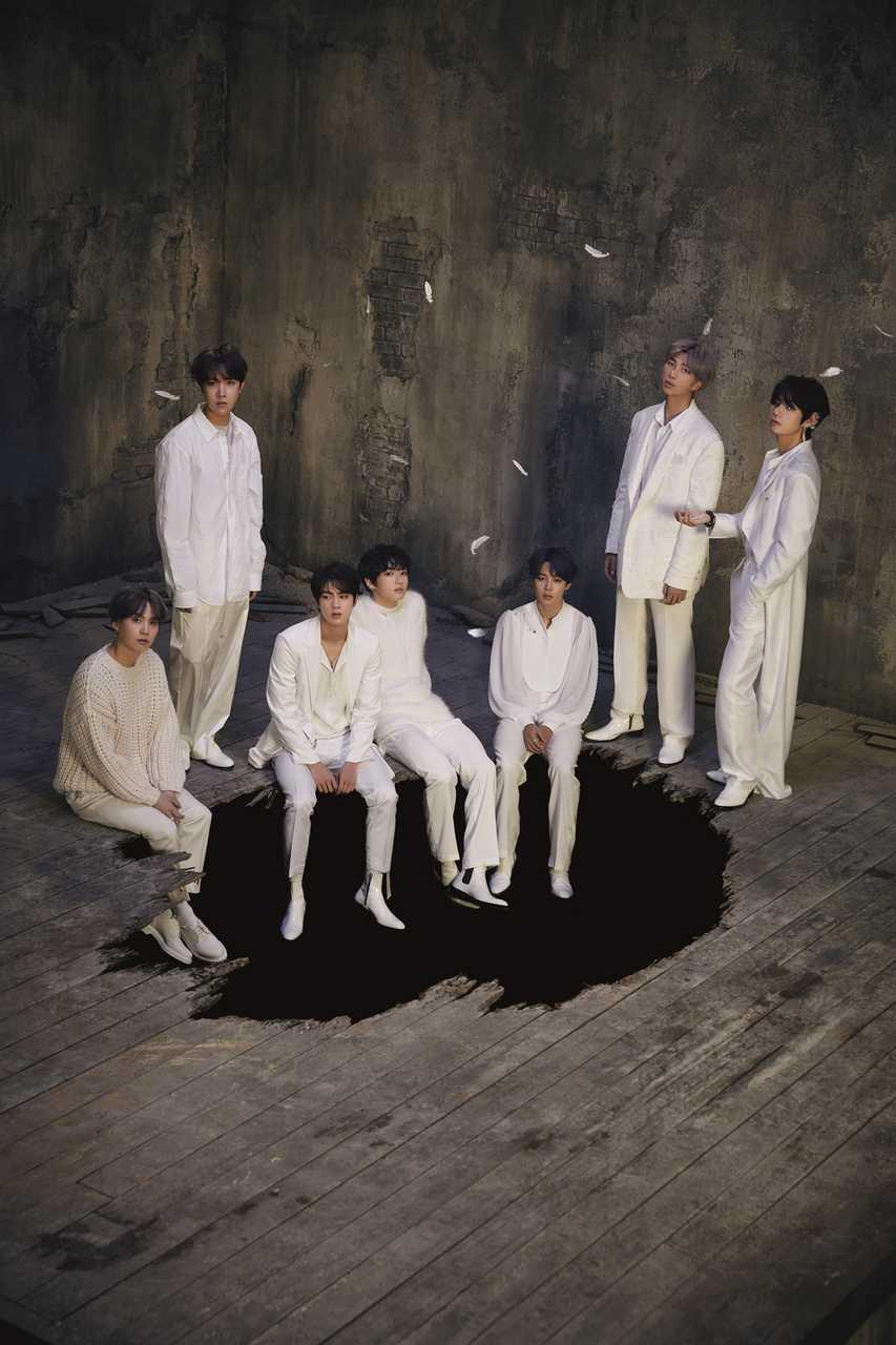 BTS「完璧になろうという熱望」の白鳥を表現、初コンセプトフォト公開!