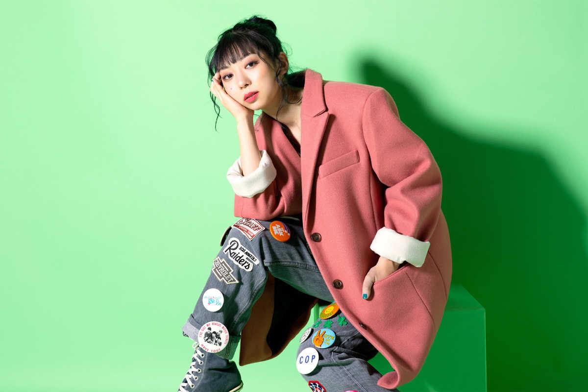 竹内アンナ、3月リリースの1st ALから先行配信&NEWアー写とアルバムアートワーク解禁
