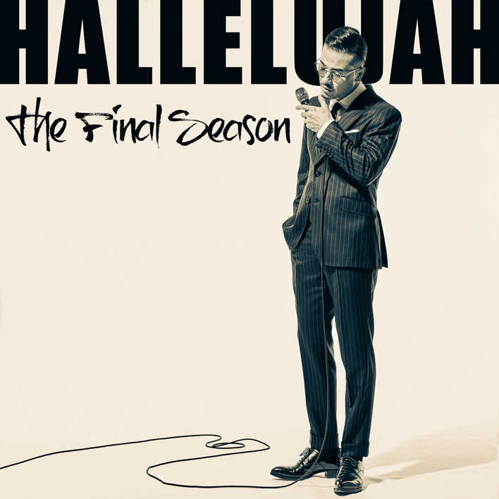 配信EP『ハレルヤ -The Final Season-』