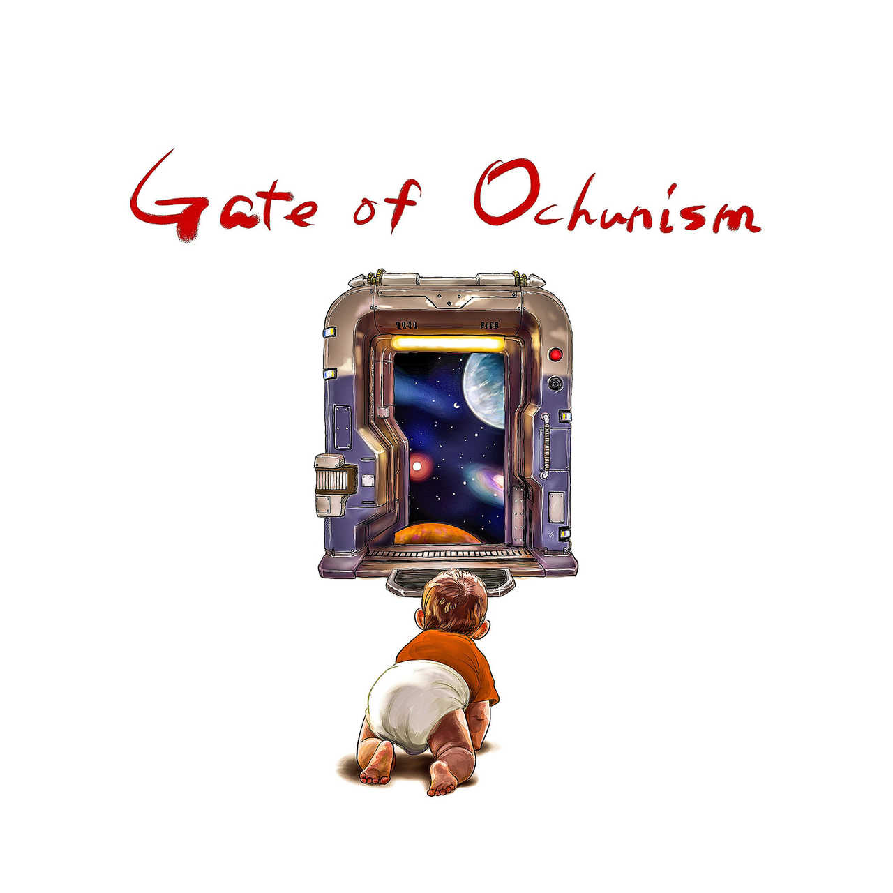 Ochunismの初全国流通盤「Gate of Ochunism」全曲トレイラーを公開