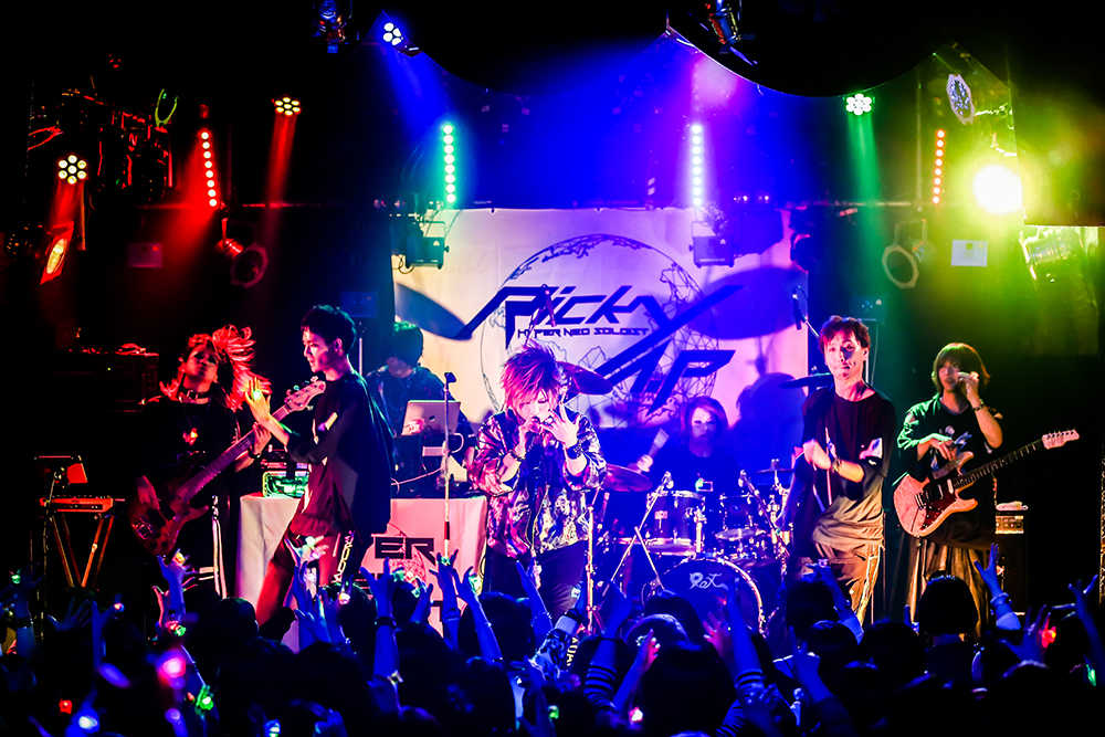 2月15日(土)@渋谷 REX  photo by 折田琢矢