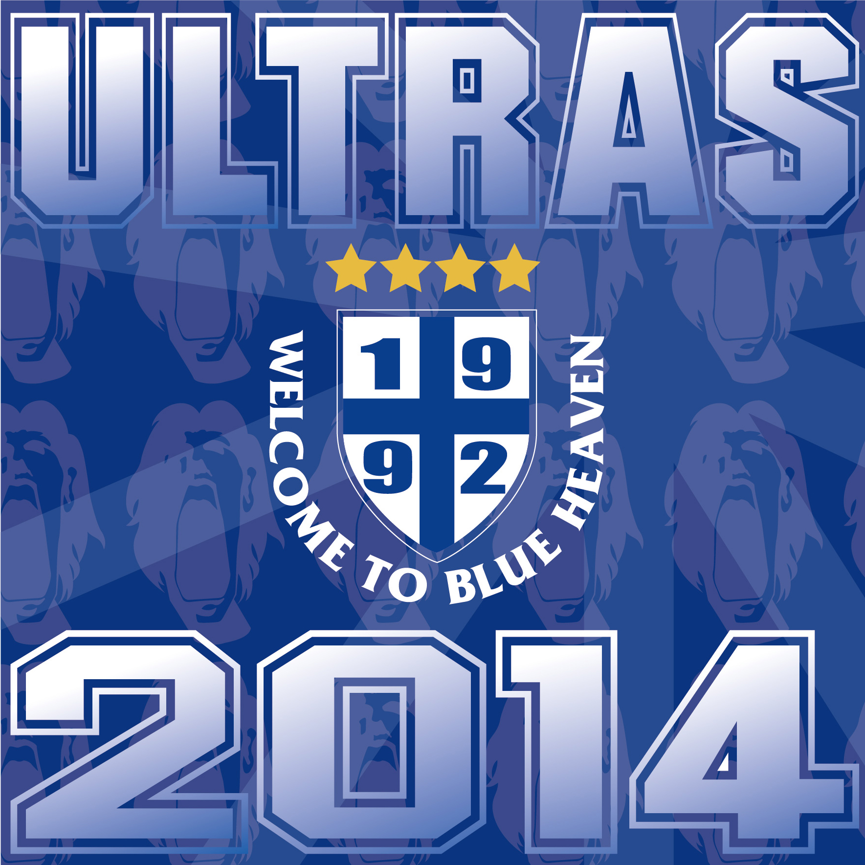 アルバム『ULTRAS 2014』