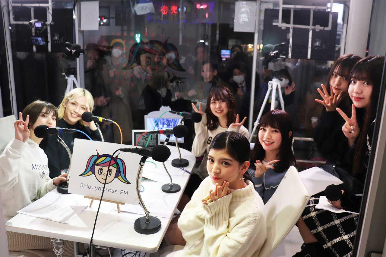 りゅうちぇると高見奈央のiDOL on-line !第1回放送!ゲストはわーすた!