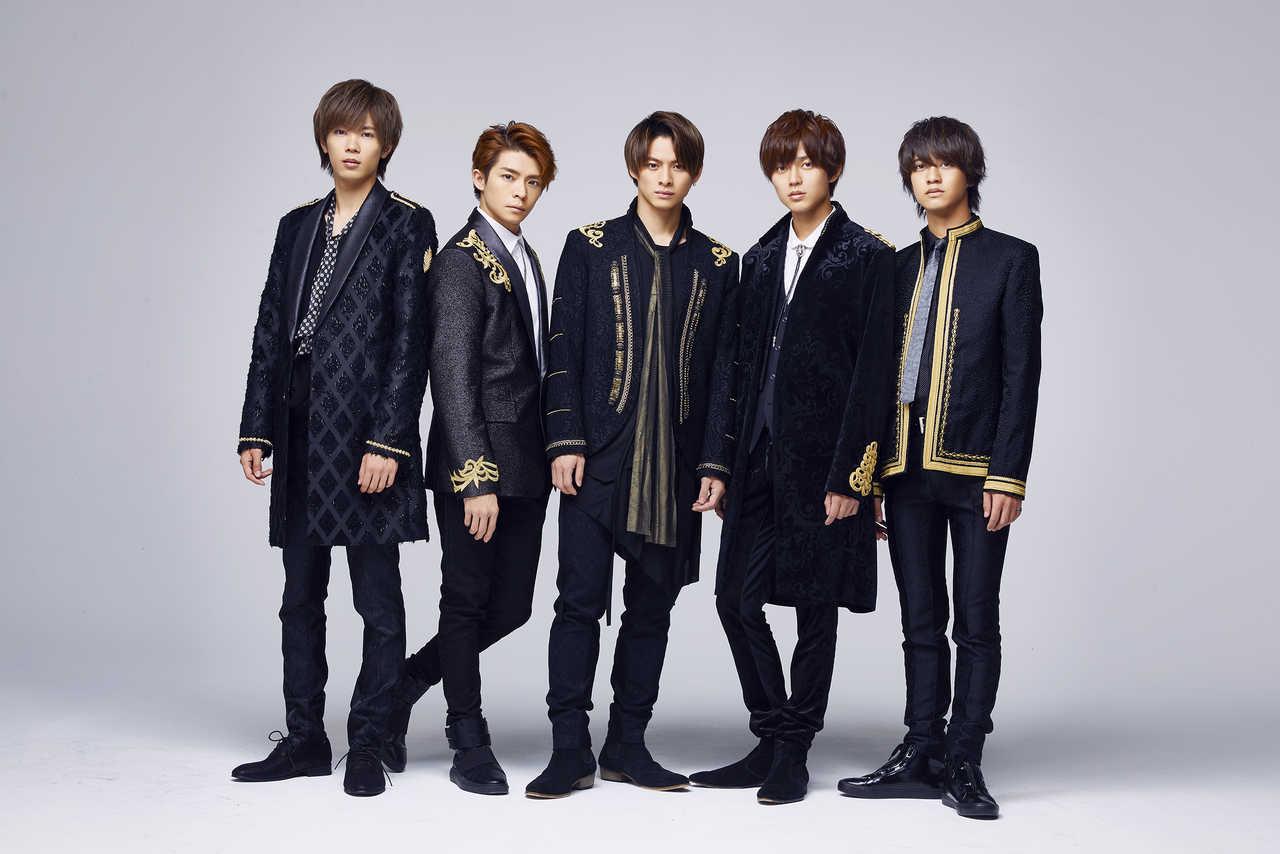 King & Prince待望の5thシングル「Mazy Night」4月29日(水)にリリース決定!!