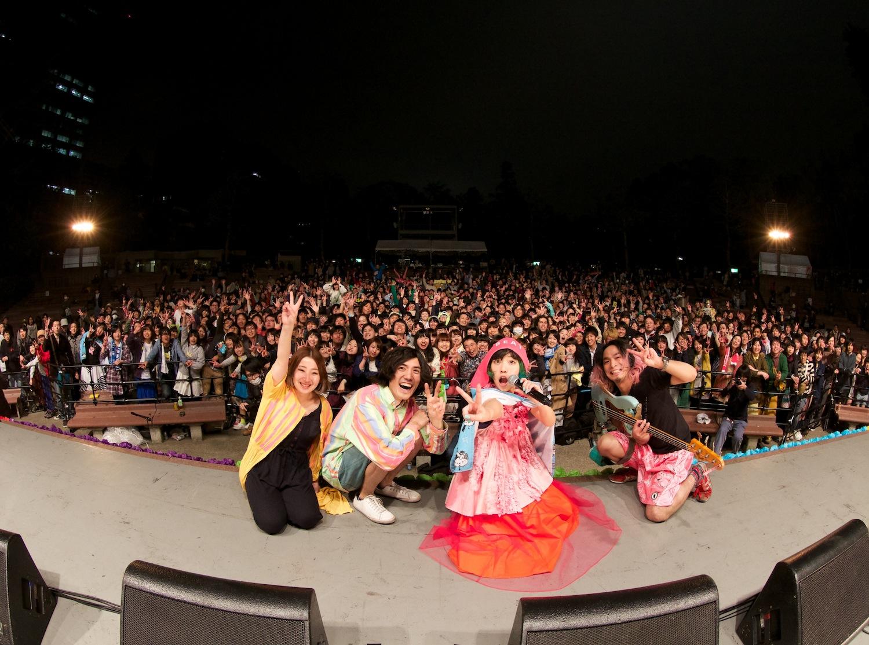 4月19日@「TOKYO春告ジャンボリー2014」