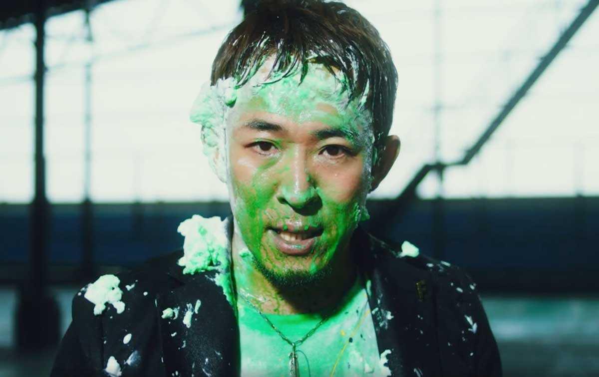 ファンキー加藤「F」リード曲「終われない歌」前代未聞の衝撃的MVフルver.が公開!
