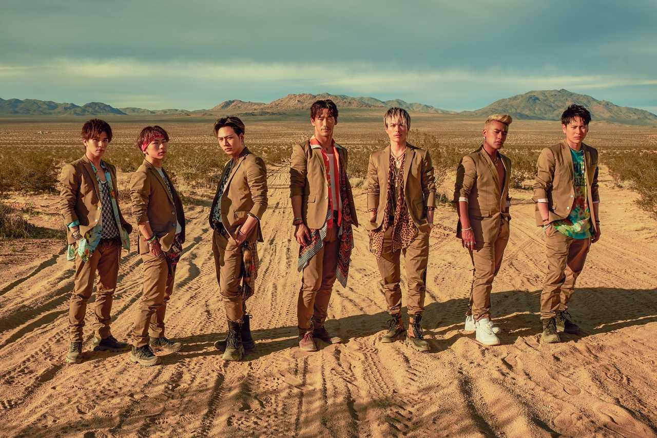 三代目 J SOUL BROTHERSの2020年初となるシングル「Movin' on」MVが公開!