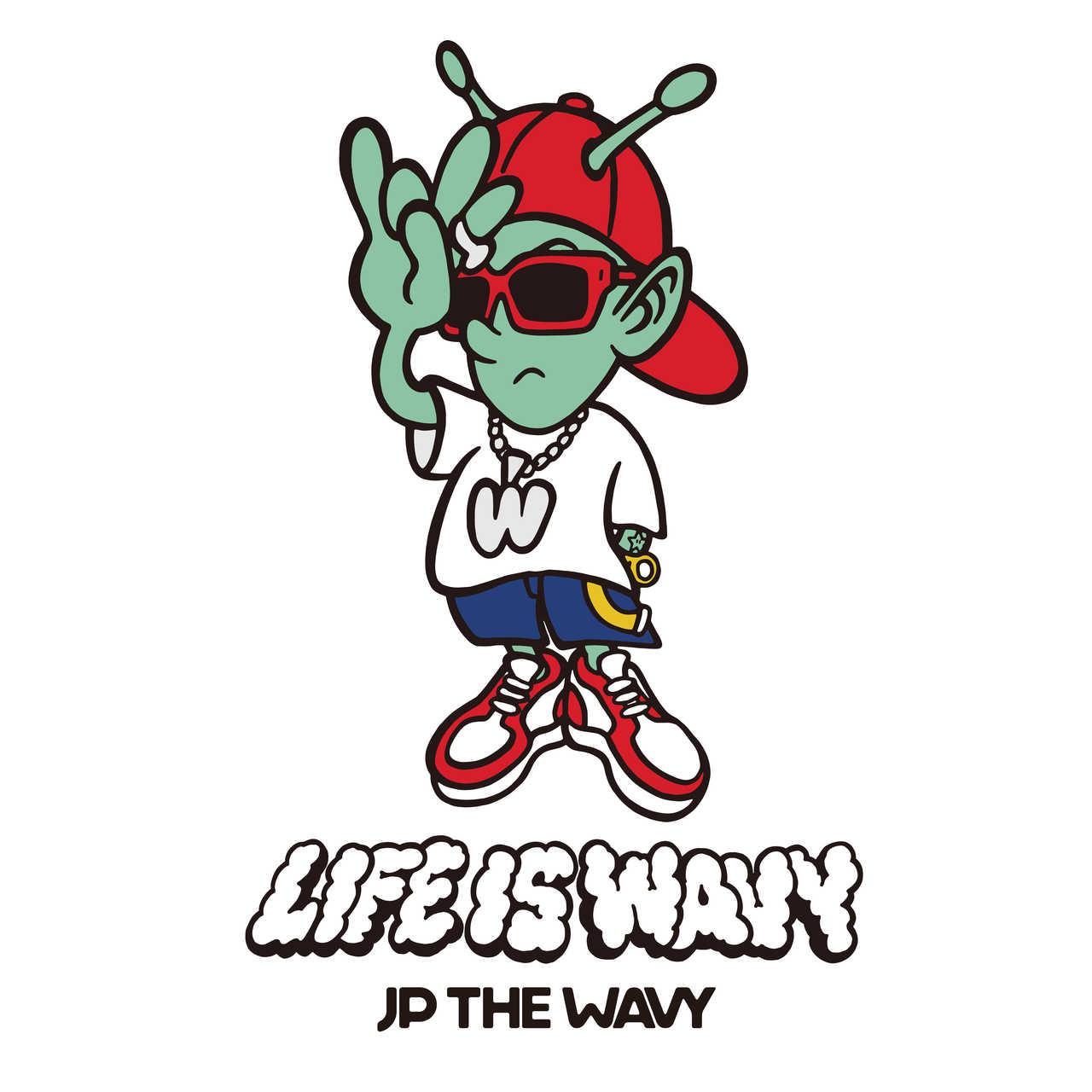アルバム『LIFE IS WAVY』