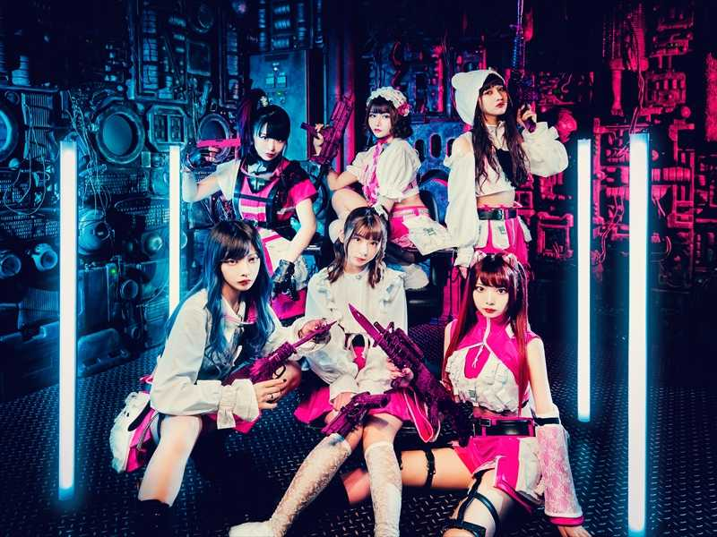 ZOC、新メンバー巫(かんなぎ)まろを加えた新体制による新曲「SHINEMAGIC/ヒアルロンリーガール」発売決定!MVも公開!