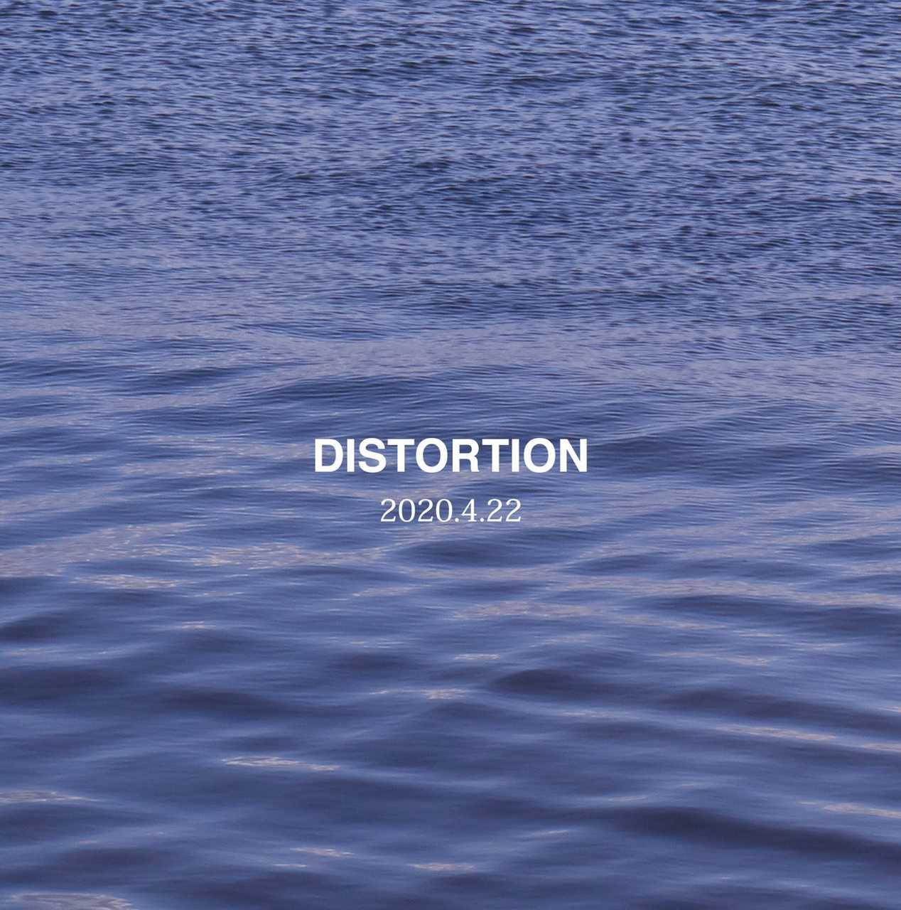 アルバム『DISTORTION』
