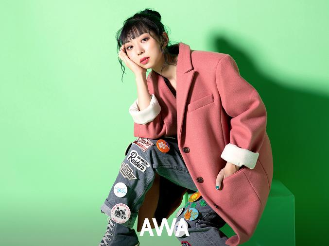 """竹内アンナが""""春に聴きたくなる曲""""をテーマにしたプレイリストを「AWA」で公開"""