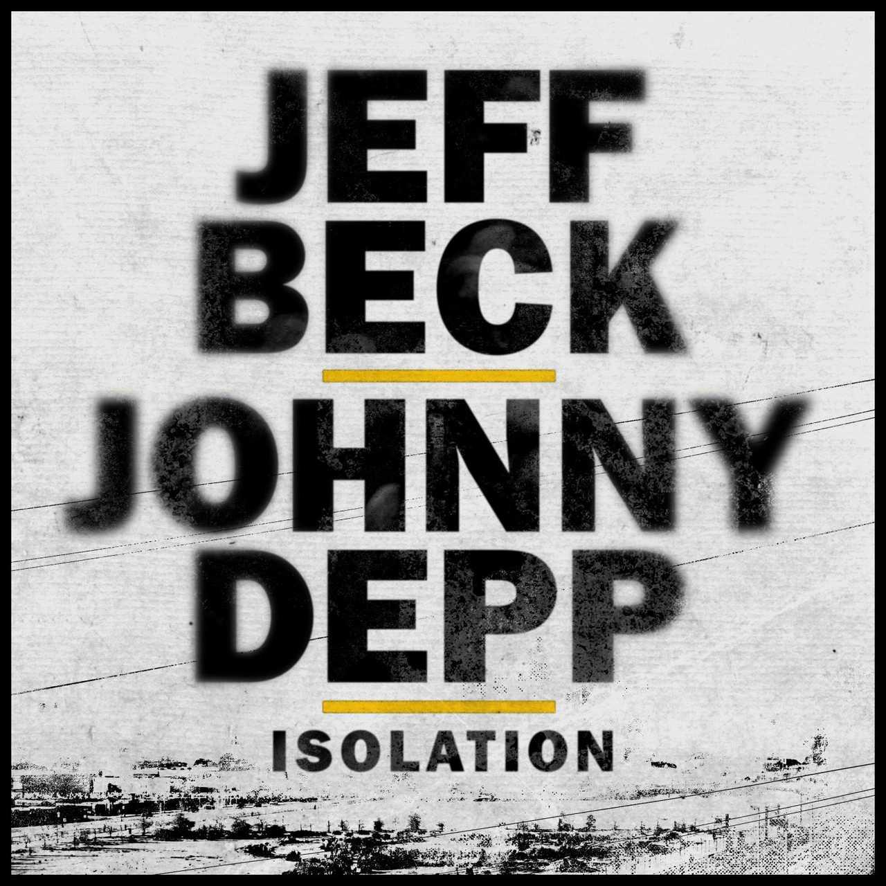 ギターの巨匠 ジェフ・ベックとジョニー・デップ豪華デュオによる初の音源がデジタル配信開始!