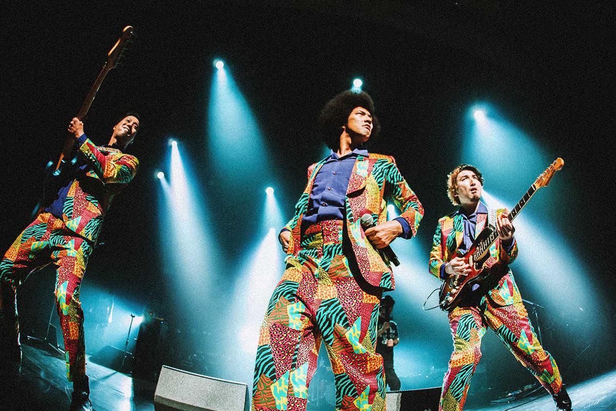 『BRADIO 10th Anniversary Hall Tour@東京NHKホール』 photo by Shin Ishihara