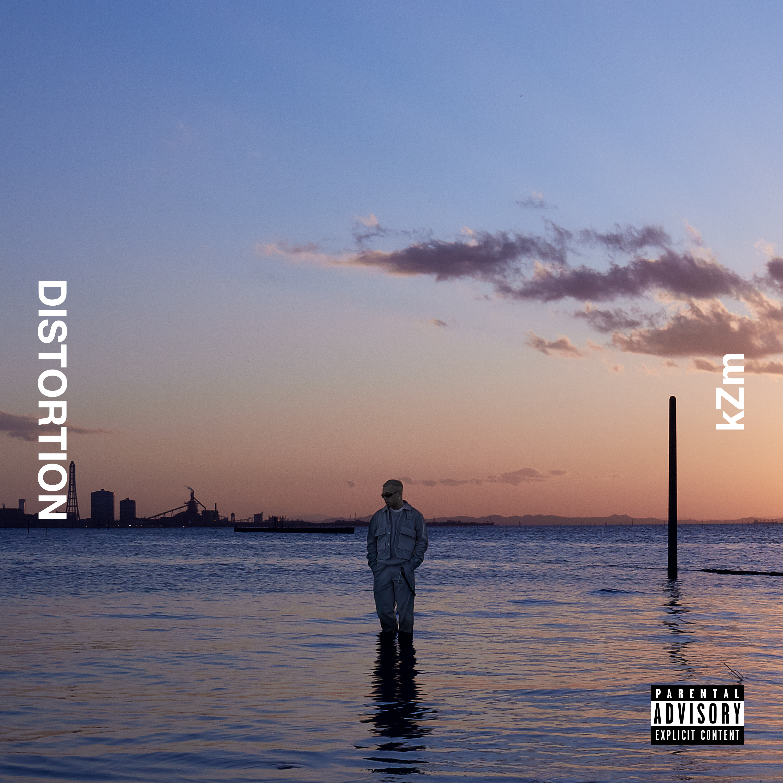 kZm、アルバム『DISTORTION』より「TEENAGE VIBE feat. Tohji」MV公開 | OKMusic