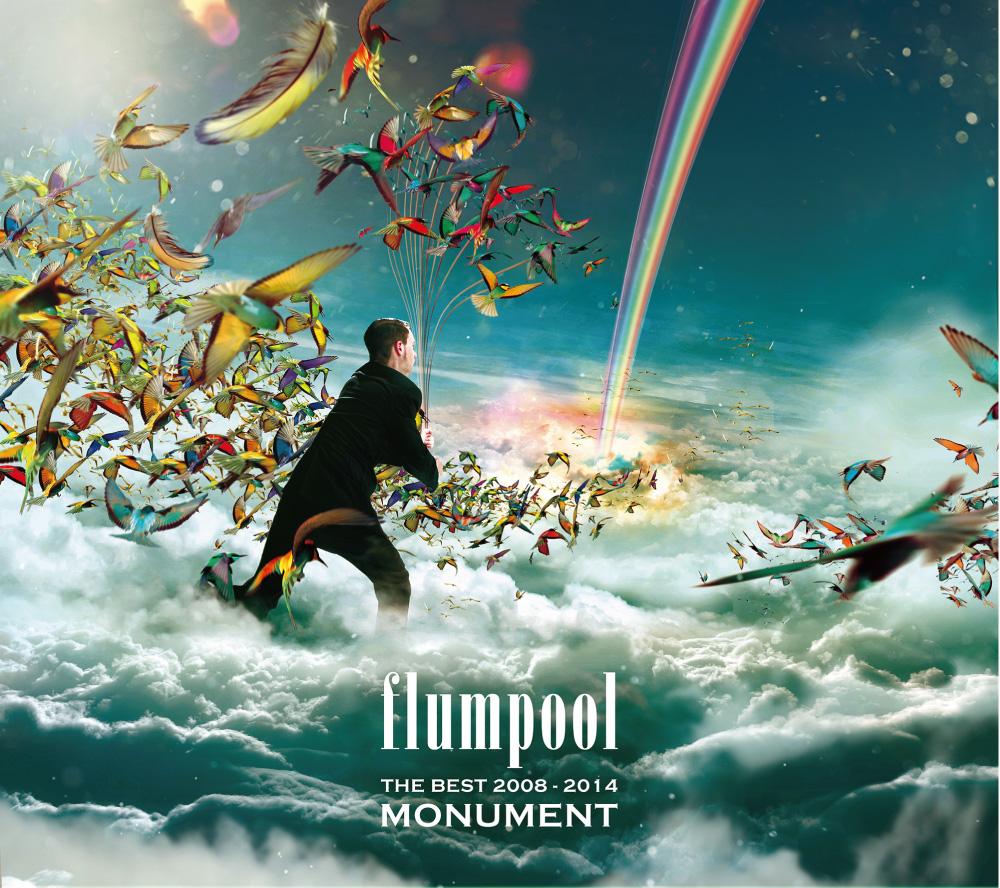 アルバム『The Best 2008-2014 「MONUMENT」』 【初回限定盤】