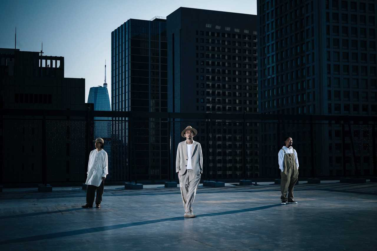 ACIDMAN 新曲『灰色の街』ジャケ写公開!キンコン西野亮廣の大ヒット絵本とコラボ!